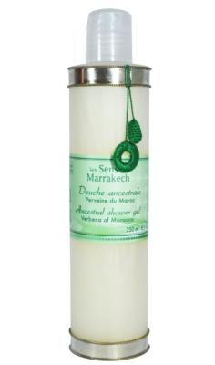 Body wash 250 ml -  Verbena - Les Sens de Marrakech
