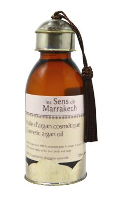 Cosmetic Argan Oil 100% natural - Les Sens de Marrakech