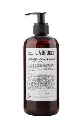 N°231 Conditioner Birch 450 ml (normal hair) / L:A BRUKET