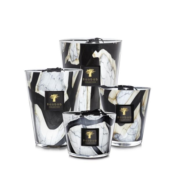 STONES MARBLE - Candle Max 10 / BAOBAB Collection