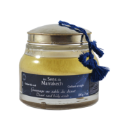 Desert Sand Body Scrub 200 gr - Gallant of Night / Les Sens de Marrakech
