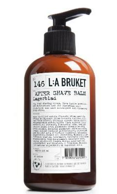 N°146 Grooming : After Shave Balm Organic 200 ml / L:A BRUKET