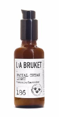 Facial Cream Light - L:A Bruket