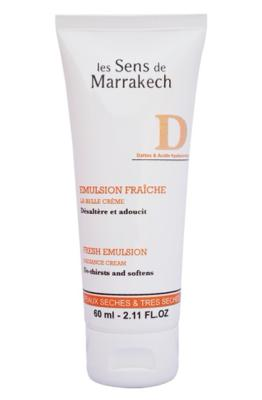 Nourishing facial fluid - Les Sens de Marrakech