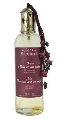 Pilow mist 100 ml - Lotus & Ginger - Les Sens de Marrakech