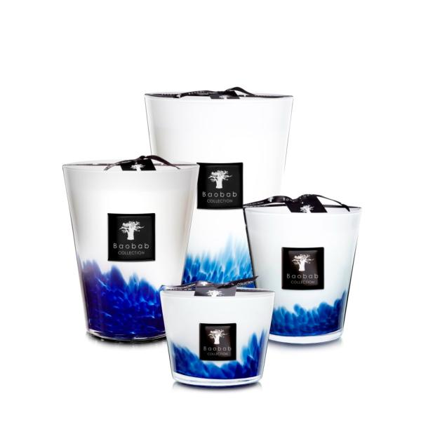 FEATHERS TOUAREG - Candle Max 24 / BAOBAB Collection