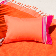 Beach Inflatable Pillow - CARNAC / Simone & Georges
