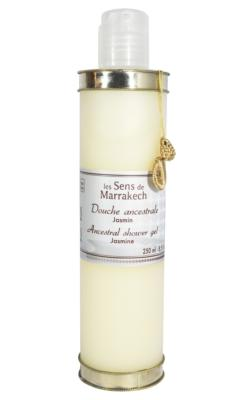 Body wash 250 ml - Jasmine - Les Sens de Marrakech