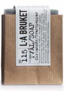 Soap Bar 120 gr - N°115 Coriander Black Pepper / L:A BRUKET