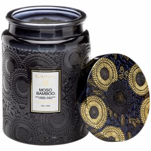 Candle Glass Jar 455 gr - Moso Bamboo / VOLUSPA Japonica