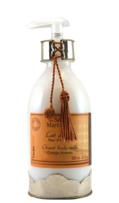 Orient body milk 250 ml - Orange blossom - Les Sens de Marrakech