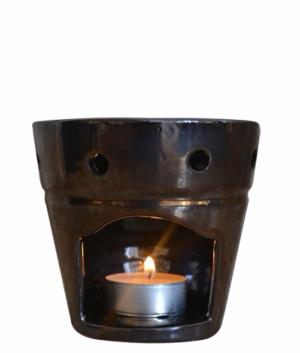 Fragrance Oil Diffuser (black) - Les Sens de Marrakech