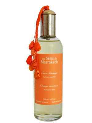 Room spray 100 ml - Orange Sweetness / Les Sens de Marrakech
