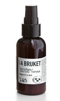 N°145 Grooming / Shaving Cream Organic 60 ml / L:A BRUKET