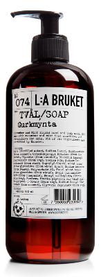 Body Wash 450 ml - N°74 Gurkmynta / L:A BRUKET