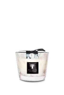 WHITE PEARLS - Candle Max 10 / BAOBAB Collection