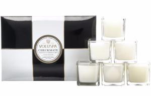 6 Candles Set Assorted - Voluspa