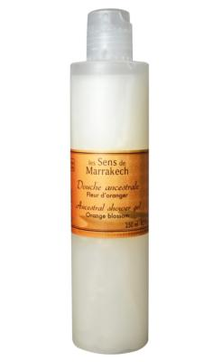 Refill body wash 250 ml - Orange blossom - Les Sens de Marrakech