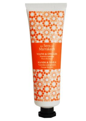 Hands & Nails Cream 75 ml - Orange Blossom / Les Sens de Marrakech