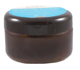Olive paste with argan & eucalyptus Refill 200 gr - Les Sens de Marrakech